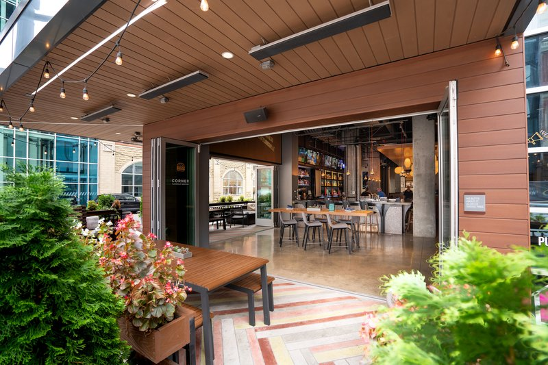 Aloft Louisville Downtown-Corner<br/>Image from Leonardo