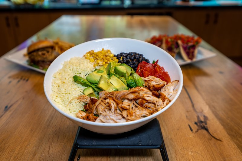 Aloft Louisville Downtown-Corner - 7-Layer Chicken Salad<br/>Image from Leonardo