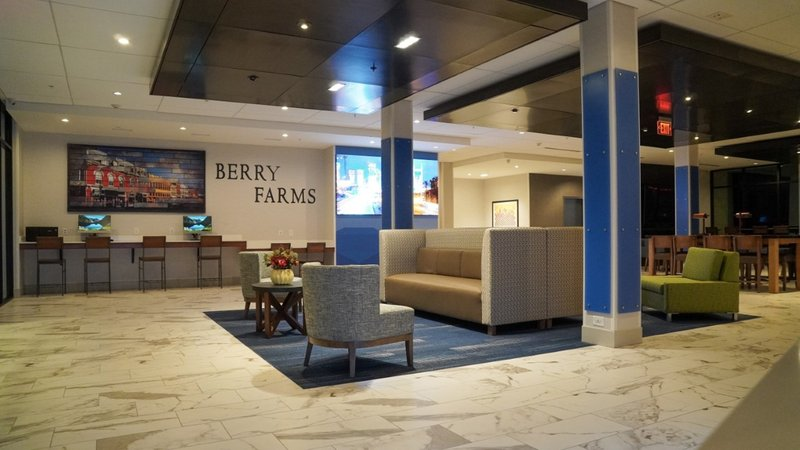 Holiday Inn Express And Suites Nashville Franklin-Hotel Lobby<br/>Image from Leonardo