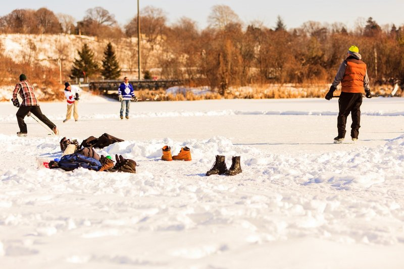 Staybridge Suites Hamilton - Downtown-Skating at Cootes Paradise see hamilton.ca website for info<br/>Image from Leonardo