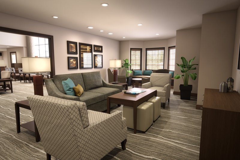 Staybridge Suites Vero Beach-Gather Together in our Den<br/>Image from Leonardo