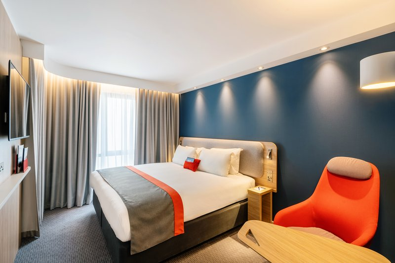 Holiday Inn Express Derry Londonderry-Enjoy a comfy night's sleep in our modern new bedrooms!<br/>Image from Leonardo