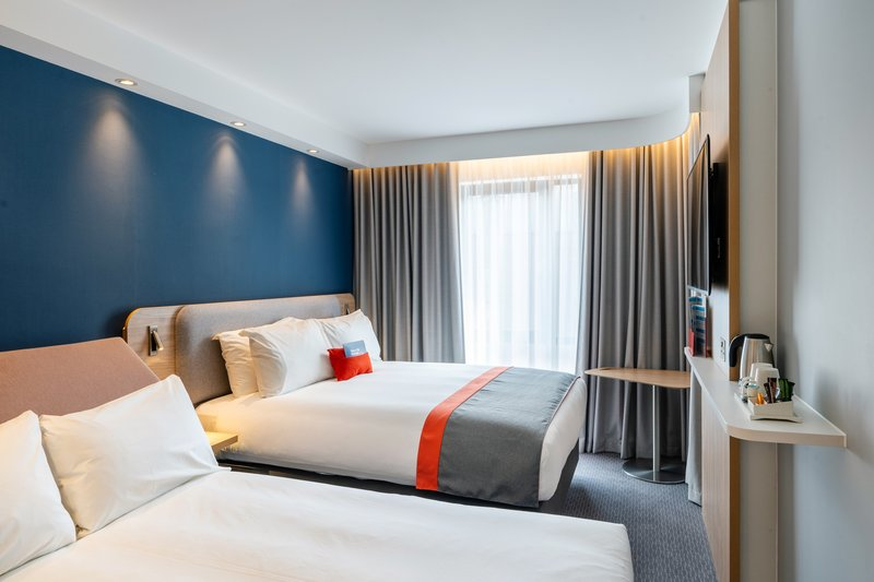 Holiday Inn Express Derry Londonderry-Enjoy a family break in Derry in our city centre hotel!<br/>Image from Leonardo
