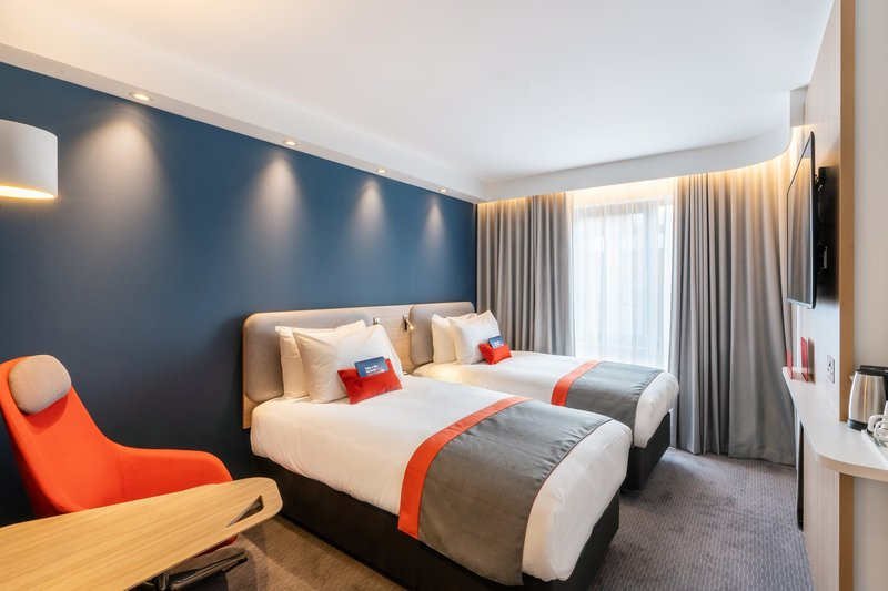 Holiday Inn Express Derry Londonderry-City centre twin room with free breakfast included!<br/>Image from Leonardo