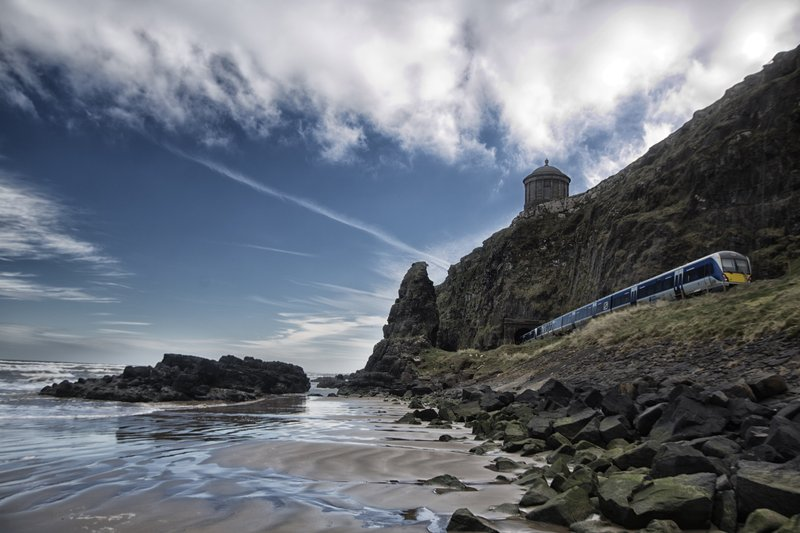 Holiday Inn Express Derry Londonderry-Game of Thrones Downhill Beach<br/>Image from Leonardo