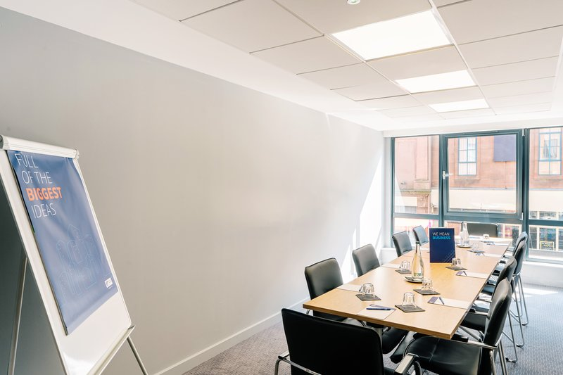 Holiday Inn Express Derry Londonderry-Meeting Room<br/>Image from Leonardo