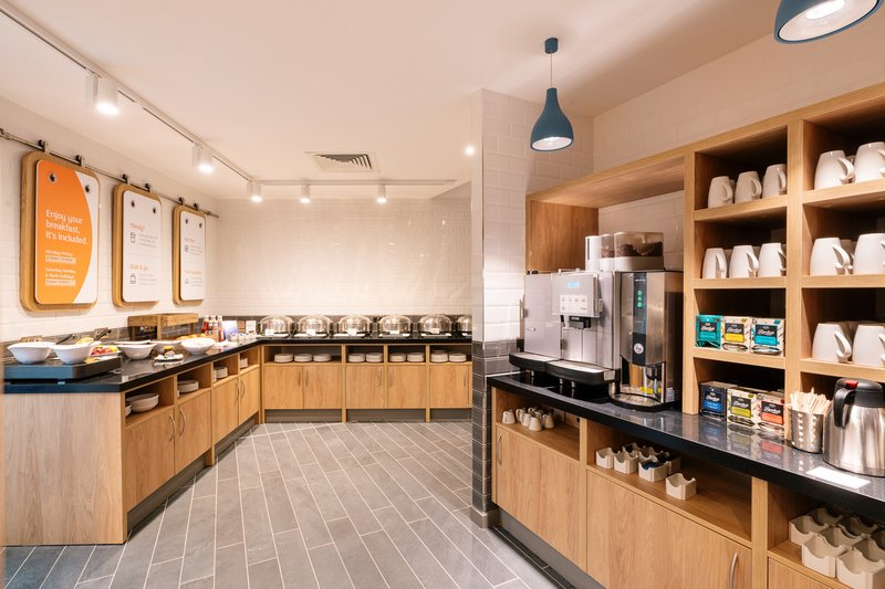 Holiday Inn Express Derry Londonderry-Enjoy our FREE Express Start Breakfast with every stay! <br/>Image from Leonardo