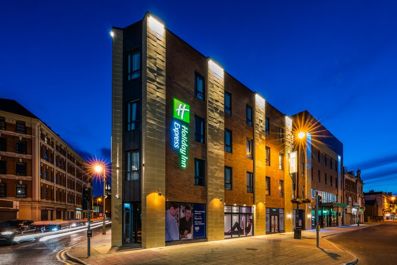 Holiday Inn Express Derry Londonderry-City centre hotel Derry - Londonderry<br/>Image from Leonardo