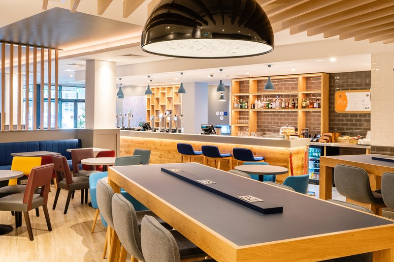 Holiday Inn Express Derry Londonderry-Relax, refuel and recharge in our hotel bar and restaurant <br/>Image from Leonardo