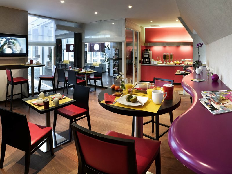 Adagio Strasbourg Place Kleber-Restaurant<br/>Image from Leonardo