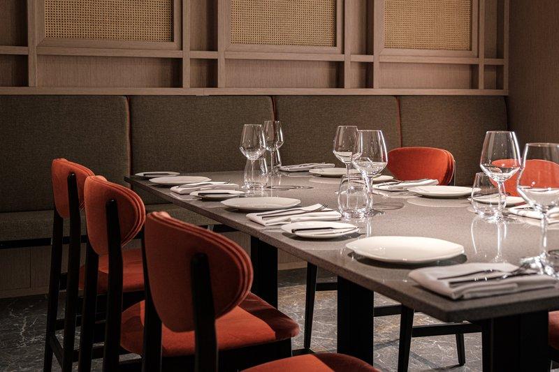 Rosselli AX Privilege-Grain Street Private Room<br/>Image from Leonardo