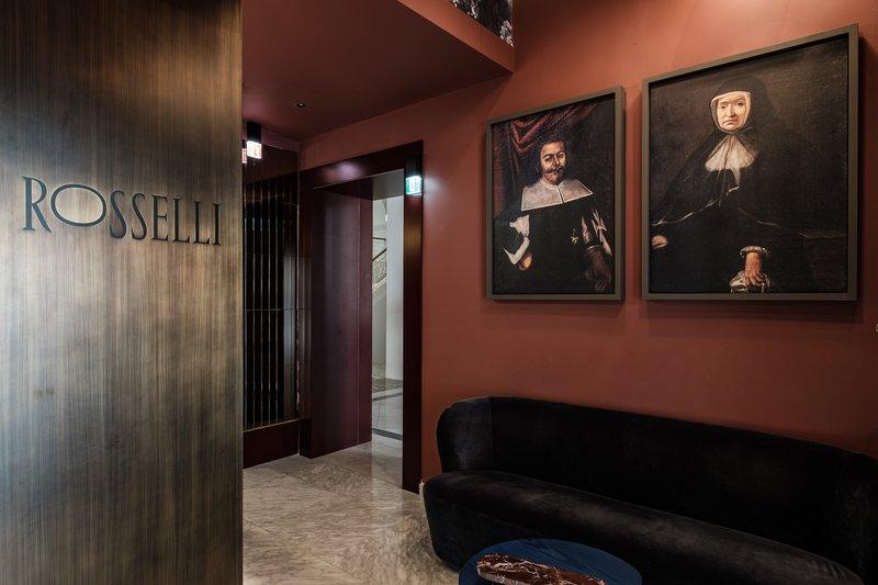 Rosselli AX Privilege-Reception<br/>Image from Leonardo