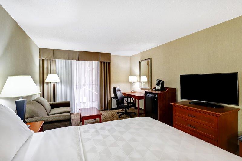 Holiday Inn Burlington - Hotel & Conf Centre-Single Bed Room <br/>Image from Leonardo