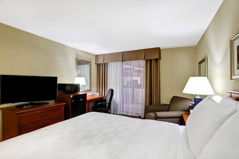 Holiday Inn Burlington - Hotel & Conf Centre-Single Bed Wheelchair Accessible <br/>Image from Leonardo