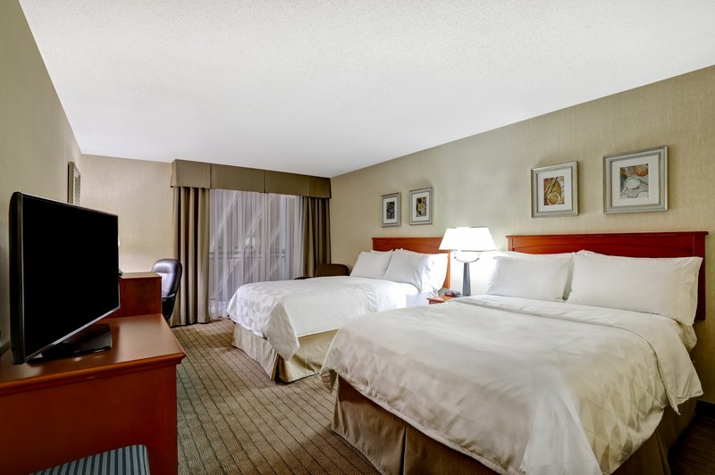 Holiday Inn Burlington - Hotel & Conf Centre-Room With Two Beds<br/>Image from Leonardo