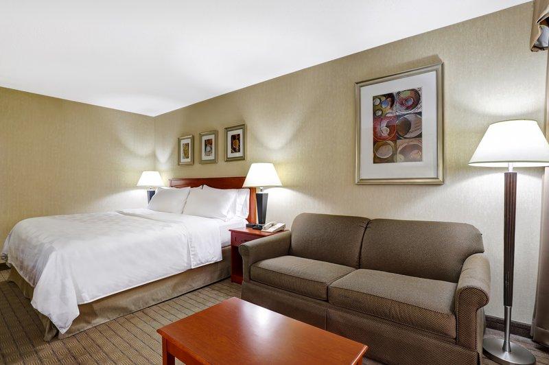 Holiday Inn Burlington - Hotel & Conf Centre-King Bed Guest Room <br/>Image from Leonardo