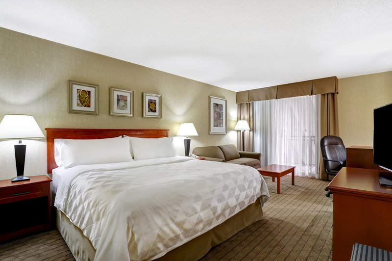 Holiday Inn Burlington - Hotel & Conf Centre-King Bed Business Non-Smoking<br/>Image from Leonardo