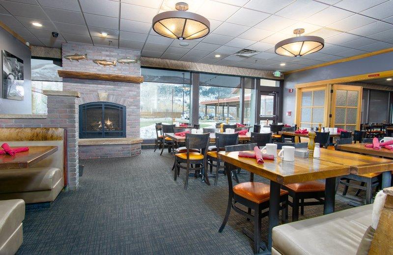 Holiday Inn Steamboat Springs-Restaurant<br/>Image from Leonardo