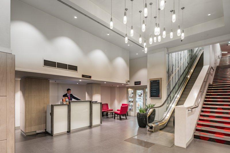 AMBA Hotel Marble Arch-Main Entrance Concierge<br/>Image from Leonardo