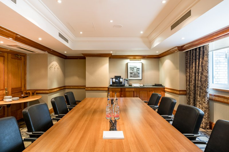 AMBA Hotel Marble Arch-Downing Street Meeting Room<br/>Image from Leonardo