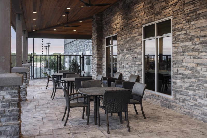 Holiday Inn Express & Suites Odessa I-20-Great-Gathering Area- Near Odessa College<br/>Image from Leonardo
