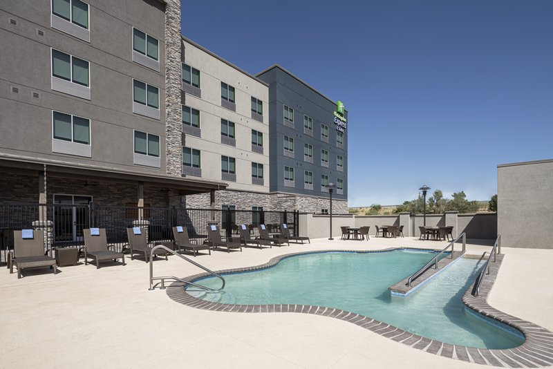 Holiday Inn Express & Suites Odessa I-20-Pool Area- Near Globe Theatre<br/>Image from Leonardo