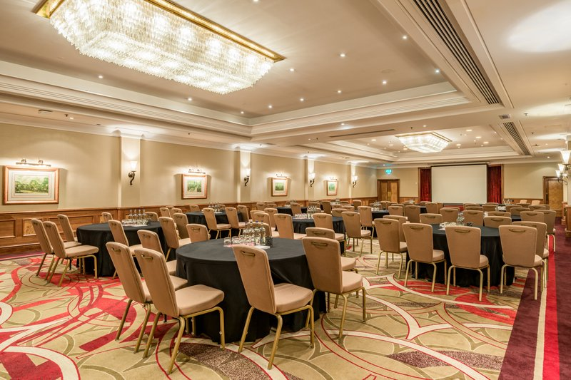 AMBA Hotel Marble Arch-Park Lane Meeting Room<br/>Image from Leonardo