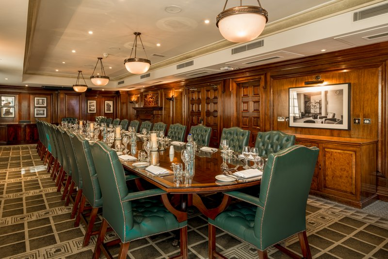 AMBA Hotel Marble Arch-Speakers Corner Meeting Room<br/>Image from Leonardo