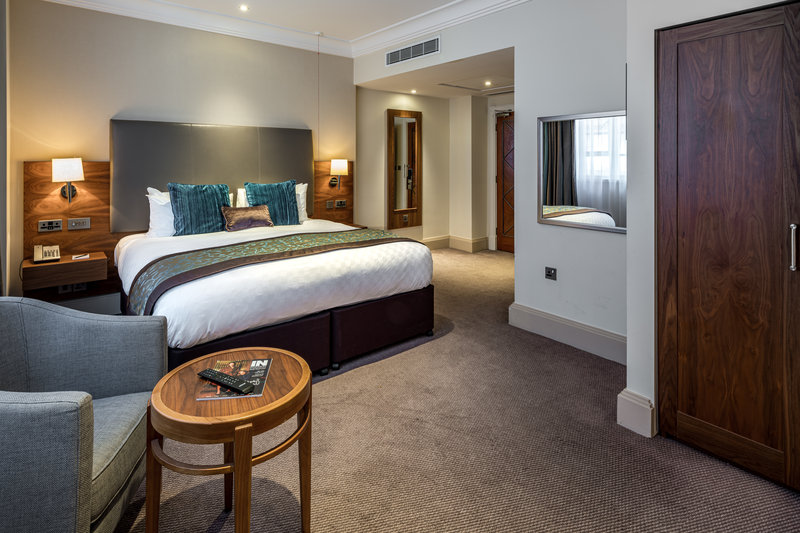 AMBA Hotel Marble Arch-Marble Arch Accesible Double<br/>Image from Leonardo