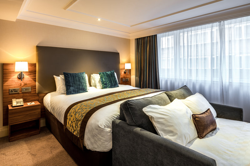 AMBA Hotel Marble Arch-Marble Arch Family Room<br/>Image from Leonardo