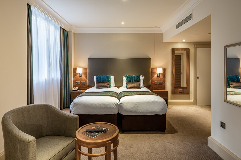 AMBA Hotel Marble Arch-Marble Arch Accessible Twin<br/>Image from Leonardo