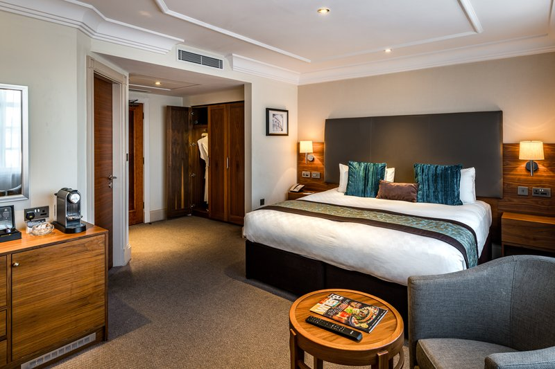 AMBA Hotel Marble Arch-Marble Arch Deluxe King<br/>Image from Leonardo