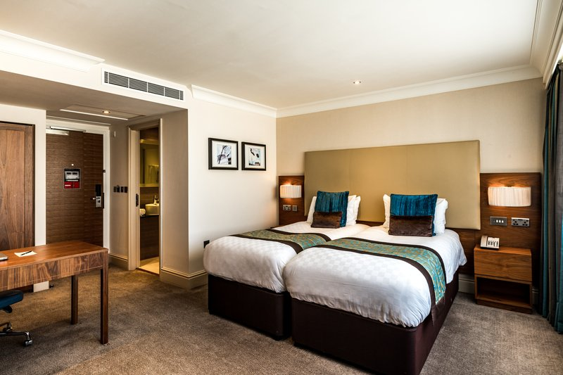 AMBA Hotel Marble Arch-Marble Arch Standard Twin<br/>Image from Leonardo
