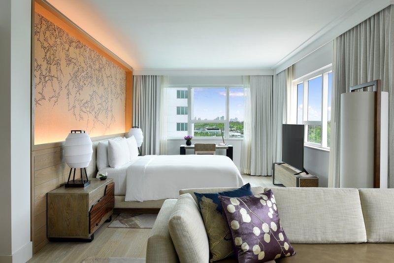 Nobu Hotel Miami Beach - Junior Suite King <br/>Image from Leonardo