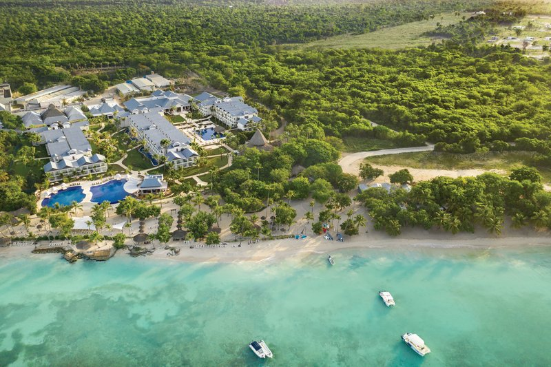 Hilton La Romana, an All Inclusive Adult Rst - Hilton la Romana Aerial View <br/>Image from Leonardo