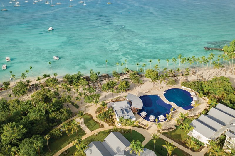 Hilton La Romana, an All Inclusive Adult Rst - Aerial Pool Views <br/>Image from Leonardo