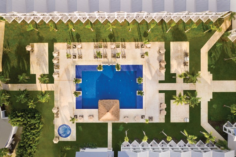 Hilton La Romana, an All Inclusive Adult Rst - Aerial Premium Pool View <br/>Image from Leonardo