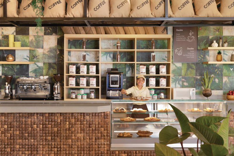 Hilton La Romana, an All Inclusive Adult Rst - Aroma Cafe <br/>Image from Leonardo