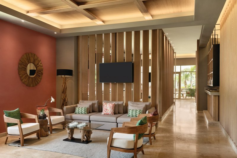 Hilton La Romana, an All Inclusive Adult Rst - Premium Lounge Sitting Area <br/>Image from Leonardo