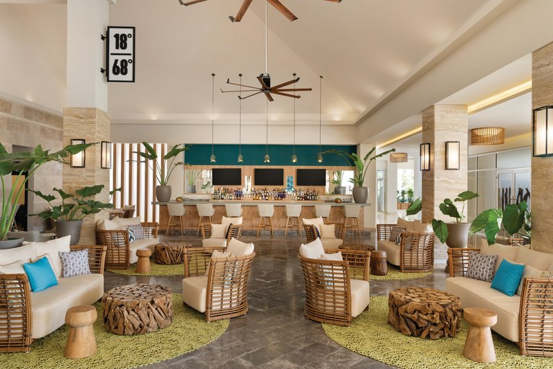 Hilton La Romana, an All Inclusive Adult Rst - 18° 68° LOBBY BAR <br/>Image from Leonardo