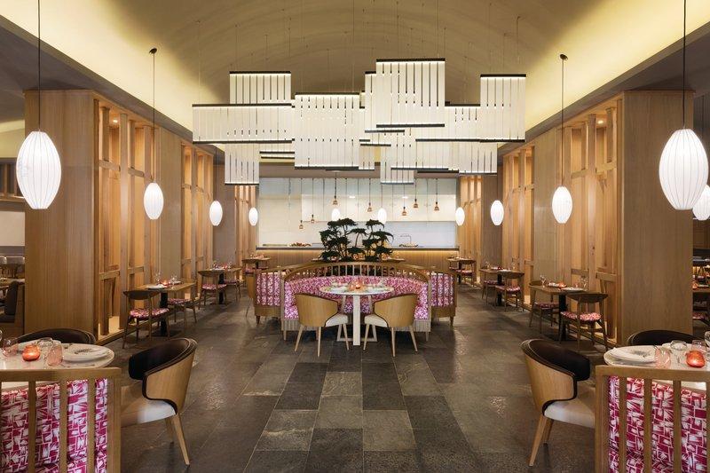 Hilton La Romana, an All Inclusive Adult Rst - Sakura Restaurant <br/>Image from Leonardo