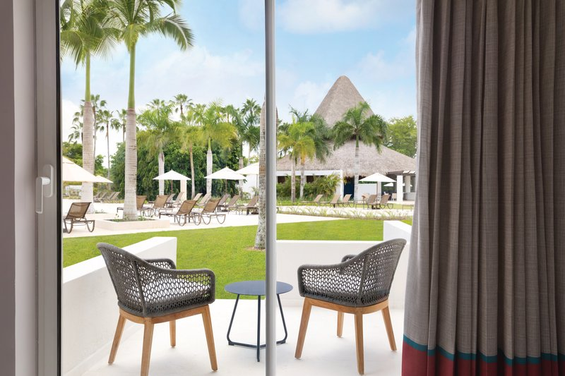 Hilton La Romana, an All Inclusive Adult Rst - Premium Pool View Patio <br/>Image from Leonardo