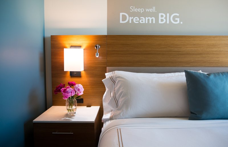 Holiday Inn Express & Suites Ann Arbor-Guest Room<br/>Image from Leonardo