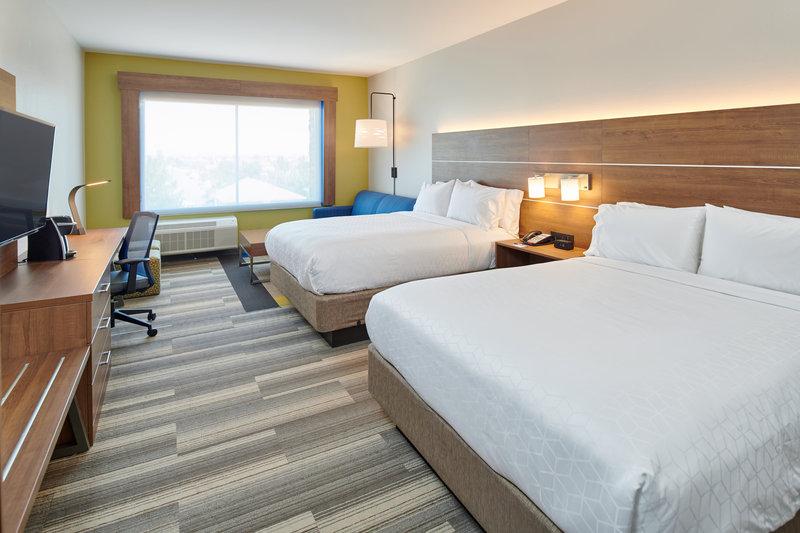 Holiday Inn Express El Paso - Sunland Park Area-Double Queen Suite Guest Room El Paso Sunland Park Area <br/>Image from Leonardo