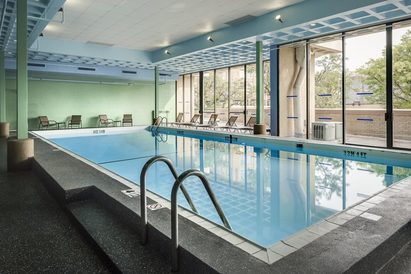 Holiday Inn Rock Island - Quad Cities-Keep up your fitness routine with a swim in our lap pool<br/>Image from Leonardo