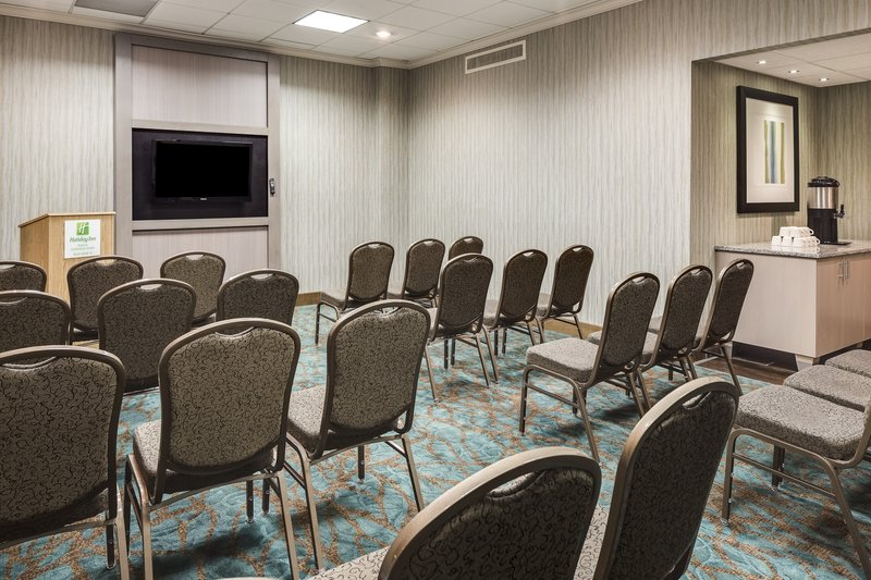 Holiday Inn Rock Island - Quad Cities-Your seminar in Salon 2 is set with theater style seating <br/>Image from Leonardo