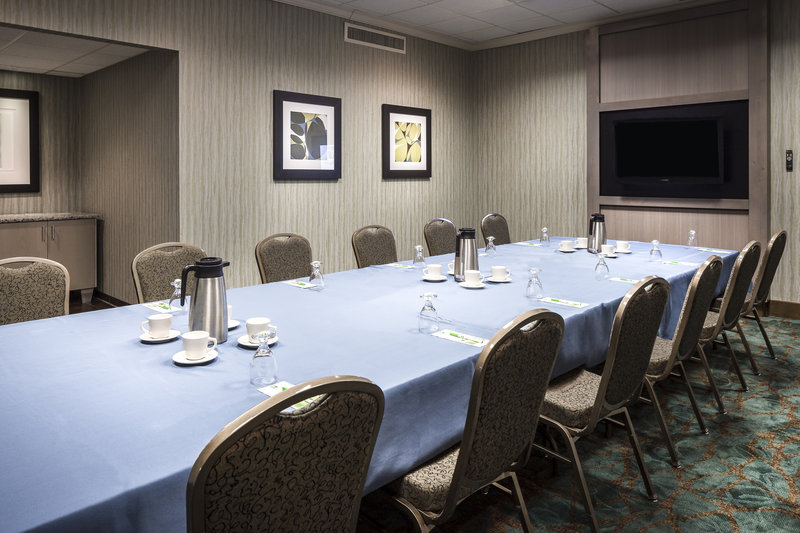 Holiday Inn Rock Island - Quad Cities-Conference style seating awaits your attendees in Salon 1<br/>Image from Leonardo