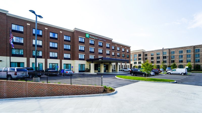 Holiday Inn Express And Suites Nashville Franklin-Front of Hotel<br/>Image from Leonardo