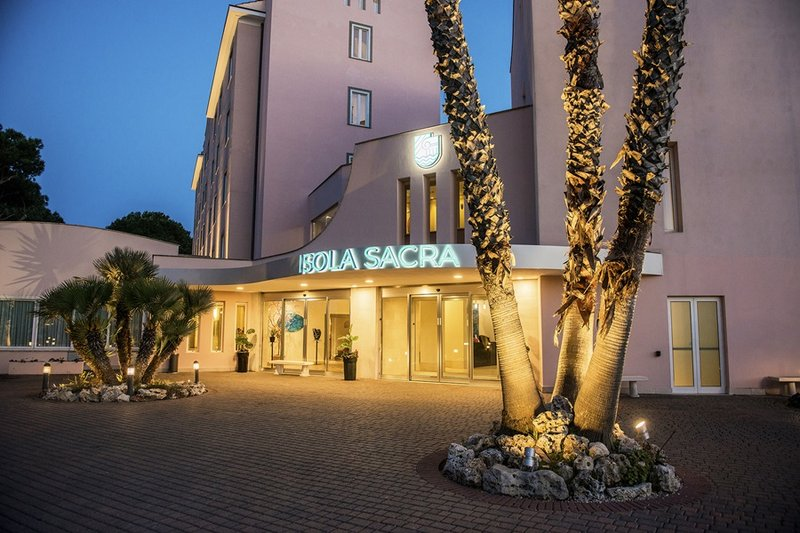 Hotel Isola Sacra Rome Airport-Other Hotel Services/Amenities<br/>Image from Leonardo