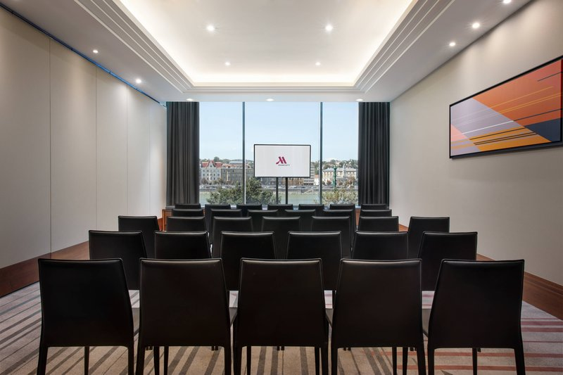 Budapest Marriott Hotel-View 4 - Theater Setup<br/>Image from Leonardo
